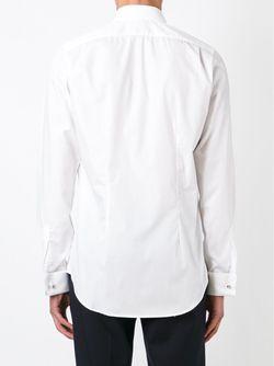 Классическая Рубашка Paul Smith                                                                                                              белый цвет