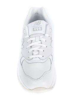 Кроссовки 999 New Balance                                                                                                              белый цвет