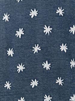 Толстовка С Принтом Звезд Paul Smith Jeans                                                                                                              синий цвет
