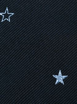 Embroidered Star Tie Paul Smith                                                                                                              синий цвет