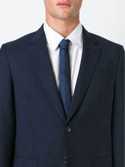 Two Tone Tie Paul Smith                                                                                                              синий цвет