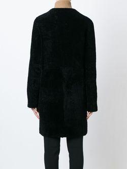 Двухстороннее Пальто METEO BY YVES SALOMON                                                                                                              чёрный цвет