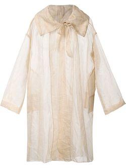 Прозрачное Пальто С Блеском Dosa                                                                                                              Nude & Neutrals цвет