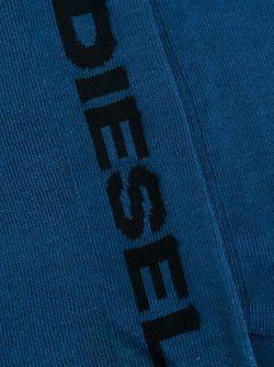 Полосатые Носки Diesel                                                                                                              синий цвет