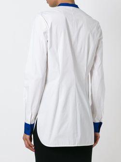 Рубашка С Принтом Emilio Pucci                                                                                                              белый цвет