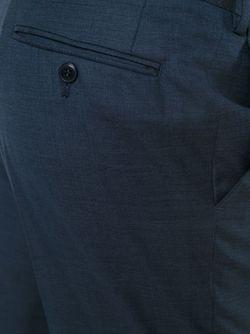 Классические Брюки Brioni                                                                                                              синий цвет