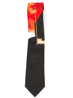 Галстук С Принтом Иконы Givenchy                                                                                                              Multicolour цвет
