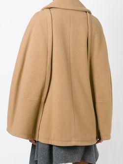 Пальто-Кейп С Застежкой-Тогл Chloe                                                                                                              коричневый цвет