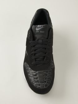 Кроссовки Air Max 1 Nike                                                                                                              чёрный цвет