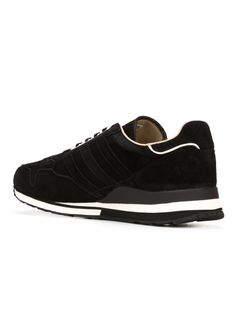 Кроссовки Zx 500 adidas Originals                                                                                                              чёрный цвет