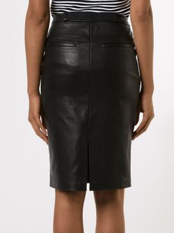 Midi Pencil Skirt Dion Lee                                                                                                              черный цвет
