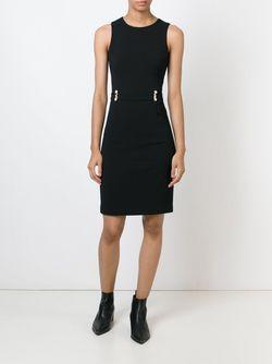 Платье Rabiosa Philipp Plein                                                                                                              черный цвет
