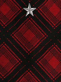 Checked Tie Givenchy                                                                                                              чёрный цвет