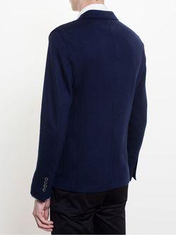 Классический Блейзер Lanvin                                                                                                              синий цвет