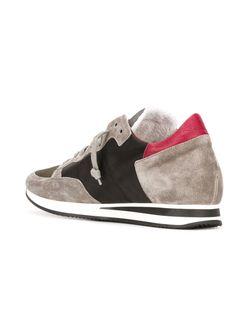 Кроссовки С Панельным Дизайном Philippe Model                                                                                                              серый цвет