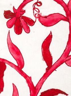 Сумка-Тоут С Цветочным Принтом Dosa                                                                                                              белый цвет
