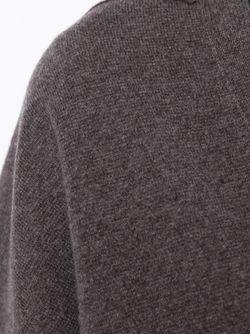 Свитер C V-Образным Вырезом Joseph                                                                                                              серый цвет