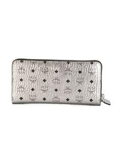 Metallic Wallet MCM                                                                                                              серебристый цвет