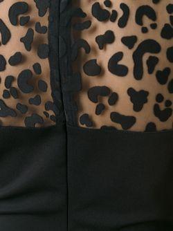 Комбинезон Без Рукавов Stella Mccartney                                                                                                              чёрный цвет