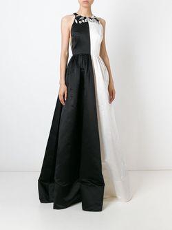 Платье Henriette ALEX PERRY                                                                                                              черный цвет
