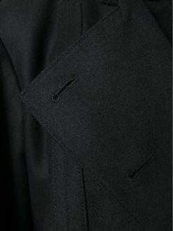 Пальто С Поясом Ann Demeulemeester                                                                                                              чёрный цвет