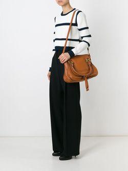 Средняя Сумка-Тоут Marcie Chloe                                                                                                              коричневый цвет