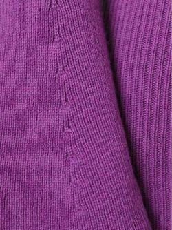 Свитер В Рубчик Stella Mccartney                                                                                                              розовый цвет