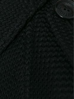 Тренч С Поясом BOUTIQUE MOSCHINO                                                                                                              чёрный цвет