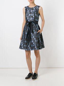 Платье Palveo P.A.R.O.S.H.                                                                                                              синий цвет