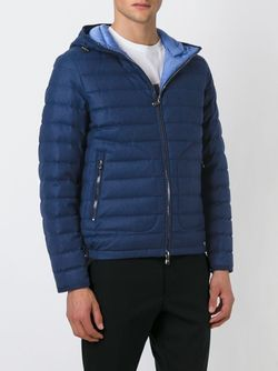 Дутая Куртка Blanchard Moncler                                                                                                              синий цвет