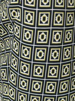 Брюки С Геометрическим Принтом Etro                                                                                                              чёрный цвет