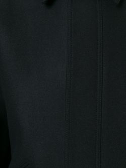 Накидка А-Образного Кроя Saint Laurent                                                                                                              черный цвет
