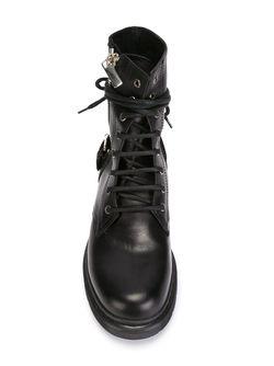 Ботинки Steady Diesel Black Gold                                                                                                              черный цвет