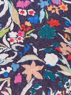 Укороченный Топ Beth Saloni                                                                                                              синий цвет