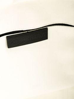 Сумка-Тоут Cube Pierre Hardy                                                                                                              чёрный цвет