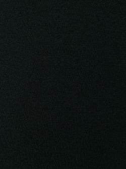 Платье С Вырезными Деталями Balmain                                                                                                              черный цвет