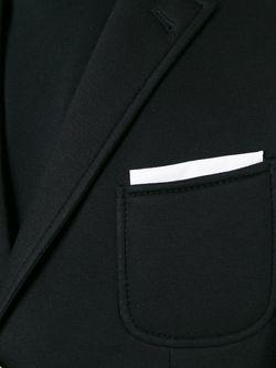 Трикотажный Блейзер Neil Barrett                                                                                                              чёрный цвет