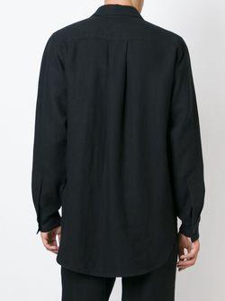 Свободная Рубашка Hackney SOCIETE ANONYME                                                                                                              чёрный цвет