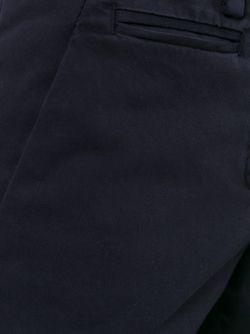 Укороченные Брюки-Чинос Dondup                                                                                                              синий цвет