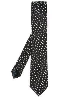 Галстук В Горошек Dolce & Gabbana                                                                                                              черный цвет