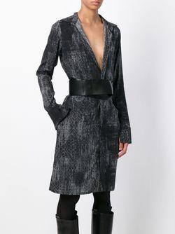 Платье-Рубашка 152 Debutante A.F.Vandevorst                                                                                                              серый цвет