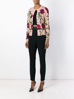 Брюки Кроя Скинни Dolce & Gabbana                                                                                                              чёрный цвет
