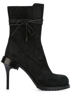 Ботинки 152x3663 A.F.Vandevorst                                                                                                              черный цвет