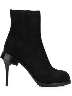 Ботинки 152x3660 A.F.Vandevorst                                                                                                              черный цвет