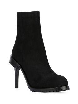 Ботинки 152x3660 A.F.Vandevorst                                                                                                              чёрный цвет