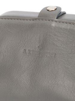 Клатч 152 A1071 A.F.Vandevorst                                                                                                              серый цвет
