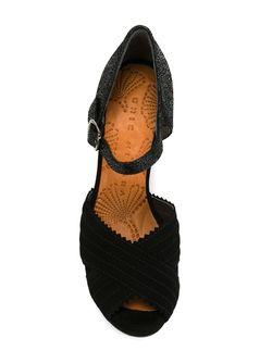 Chunky Heel Pumps Chie Mihara                                                                                                              чёрный цвет