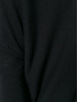 Свитер C V-Образным Вырезом Steffen Schraut                                                                                                              чёрный цвет