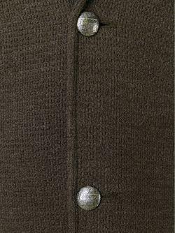Однобортное Полупальто Eleventy                                                                                                              коричневый цвет