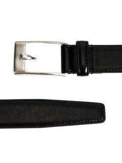 Ремень С Заклепками Saint Laurent                                                                                                              чёрный цвет